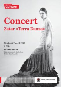 """Concert de Zatar """"Terra Danza"""""""